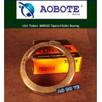 China Heavy Duty ISO 9001 Timken Taper Roller Bearings For Motorcycle Wheel wholesale