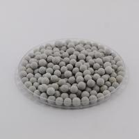 Buy cheap Alumina Ceramic Ball Molecular Sieve Adsorbent For Desiccant Air Dryer from wholesalers
