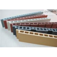 China 30mm Exterior Wall Finishing Materials , Various Shapes Building Facade Panels wholesale