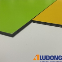 China Full Color Advertising ACP PE Aluminum Composite Panel 2mm Thick wholesale