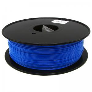 China PLA 3D Printer Filament 1 kg Spool, 1.75 mm Blue wholesale