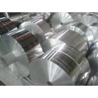 China 8011 Soft Lubricated White Lacquered Aluminum Foil Roll For Airline Container wholesale