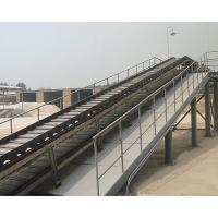China DJ Corrugated sidewall inclined belt conveyor for buck material on sale