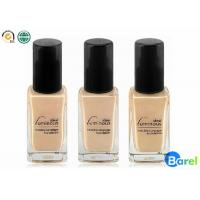 China Moisture Rich All Natural Waterproof Liquid Foundation With Powder Finish wholesale