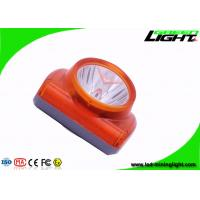 Buy cheap Underground Rechargeable Miners Helmet Light CREE LED Anti - Explosive from wholesalers