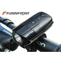 China 3 Gears Helmet LED Bike Lights, USB Rechargeable CREE T6 Bicycle LED Headlight wholesale