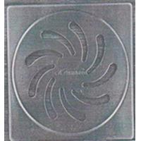 China Export Europe America Stainless Steel Floor Drain Cover1 With Square (94.3mm*94.3mm*3mm) wholesale