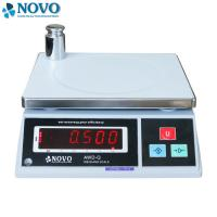 China Smart Digital Counting Scale Dust Splash Proof Cover RS232 Interface AWD-F06 wholesale