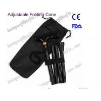 China Hot sale!! CE&FDA approved trendy high quality Aluminum and PVC cane with carrying case wholesale