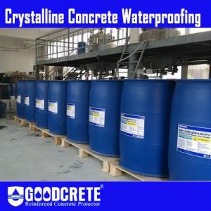 China Nano Permanent Concrete Waterproofing wholesale