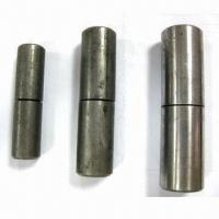 China Welding door hinge, self-color oiled, made of stainless steel, OEM orders are welcome wholesale