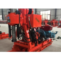 China Spt Mounted Core Drilling Rig Machine For 200m Water Well wholesale