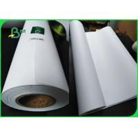 China FSC A1 Engineering Bond Plotter Paper White 80gsm For Garment Factory Mapping wholesale