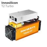 China Most Efficient Bitcoin Miner Innosilicon T2 Turbo 24Th/s With Psu 1980w wholesale