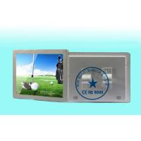 China Silvery Antivibration Bus LCD Digital Signage Display For Advertising wholesale
