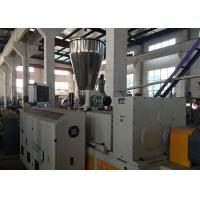 China Drainage PE Pipe Extrusion Line / Hdpe Pipe Extrusion Machine Low Energy Consumption wholesale