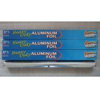 China Non Stick Heavy Duty Aluminum Foil Wrap roll 2 pack 12'' x 75ft / 25ft wholesale