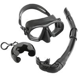 China Low Volume Diving Mask Snorkel Set Easy Breath Scuba Snorkeling Gear wholesale