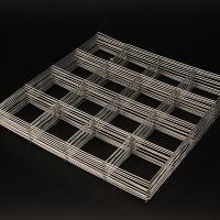 China Black or Galvanized Welded Wire Mesh Panel wholesale