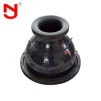 China High Temperature Resistance Concentric Reducer Rubber Joint Pipe Fittings on sale