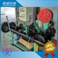 China Positive And Negative Twist Razor Barbed Wire Machine With High Production wholesale