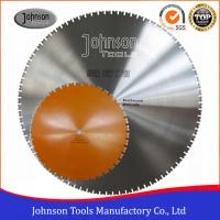 Wholesale Good Sharpness Diamond Wall Saw Blades For Reinforced Concrete Cutting OEM from china suppliers