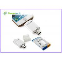 China USB i- Flash Drive HD For iPhone / ipad with Toshiba Samsung Flash Chip , 16G 32G 64G wholesale