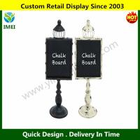 China Metal Wood chaik board Assorted   YM6-020 wholesale