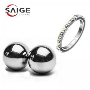 SUS 440 440C 1.5 Mm Small Metal Balls , High Strength Precision Steel Balls