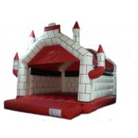 China Inflatable castle / jumping castle house / inflatable frog castle and slide wholesale
