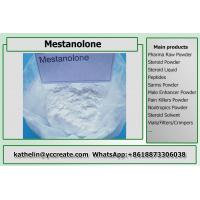 Quality Steroid Hormone Powder Mestanolone / Methylandrostanolone For Bodybuilding CAS for sale