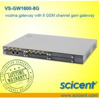 China wcdma gateway with 8 GSM channel gsm gateway wholesale