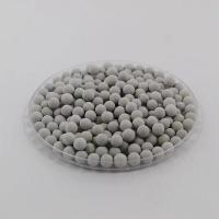 Quality Alumina Chemical Packing Ball Molecular Sieve Activation Ceramic Filler Show for sale