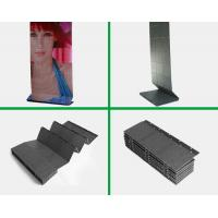 Quality Slim Clear Foldable LED Screens , 7000 Pixel / M² led strip display screen advertising for sale