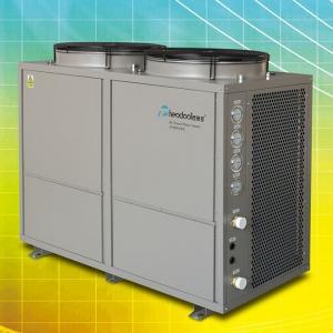 China High Efficiency Commercial Heat Pump T5 , High COP Heat Pump Air Source wholesale