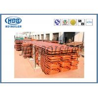 Heat Efficiency Improving Boiler Parts Superheater Coils For Steam Power Station Boilers