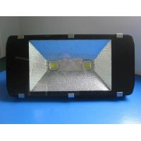 China Garden Waterproof 160W Outdoor LED Floodlight fixture / Lamp 14400lm Lifespan 50,000 hours wholesale