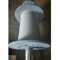 China Right Rotation Integrated Lebus Grooved Drum for solution spooling problems wholesale