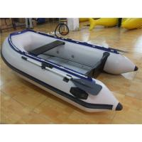 China 3m Hard Bottom Kids PVC Inflatable Boat Inflatable Pool Boat High Safety Performance wholesale