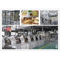 China Multifunction Fresh Noodle Making Machine Production Line High Speed Processing wholesale
