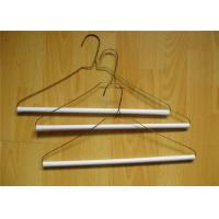 China Copper Strut Powder Coating Hangers For Laundry Shop 20.5cm Height wholesale