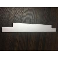 Quality 6061 T6 Aluminium Extrusion Profiles CNC Milling Matt Silver Anodized for Solar for sale