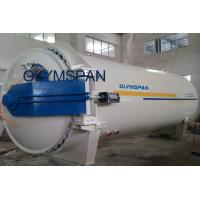 China Glass laminating Autoclave with tripartite safety precautions wholesale