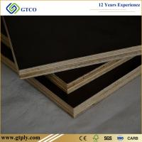 China Cheap Price Finger Joint Core 18mm Construction Marine Plywood on sale
