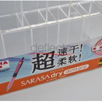 China Acrylic pen holder ,257x113x326(mm),custome made,clear acrylic wholesale