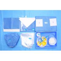 China EO Sterile SMMS Disposable Surgical Drapes for Hospital Angiography Surgery wholesale