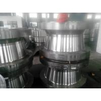 China Metal Forging Parts machining and forging steel products processing with supplied drawings wholesale