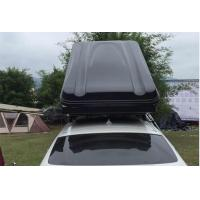 China New Side Open Hard Sided Roof Top Tent, ABS Lid Triangle Roof Top Tent wholesale