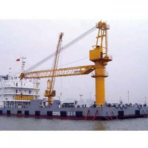 China Lattice-type Boom Offshore Crane on sale