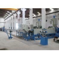 China High Potency Cable Extrusion Line Double Head Co Extrusion Sheath Cable Coated Unit wholesale